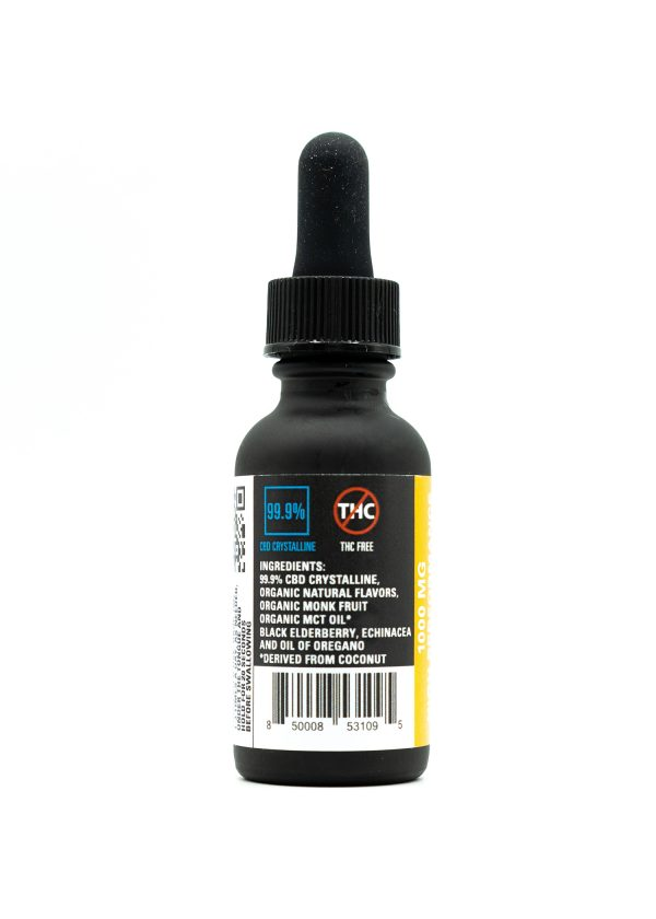 Immunity Tincture 1000mg CBD