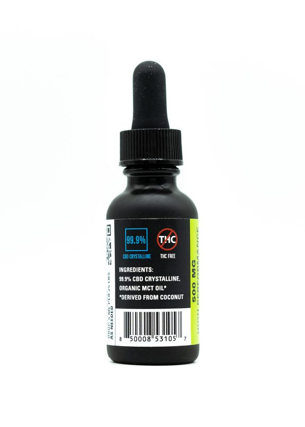 Original Pet Tincture 500mg CBD