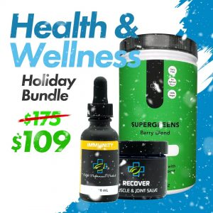 Holiday Bundle - Health & Wellness
